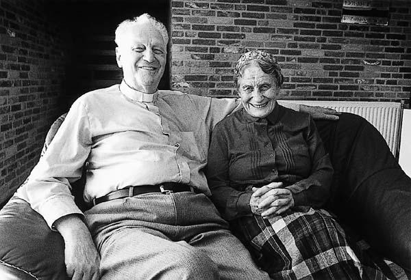 Ce pasteur et son épouse furent torturés sous le règne de Ceaușescu Wurmbrands